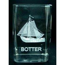Botter In Glas