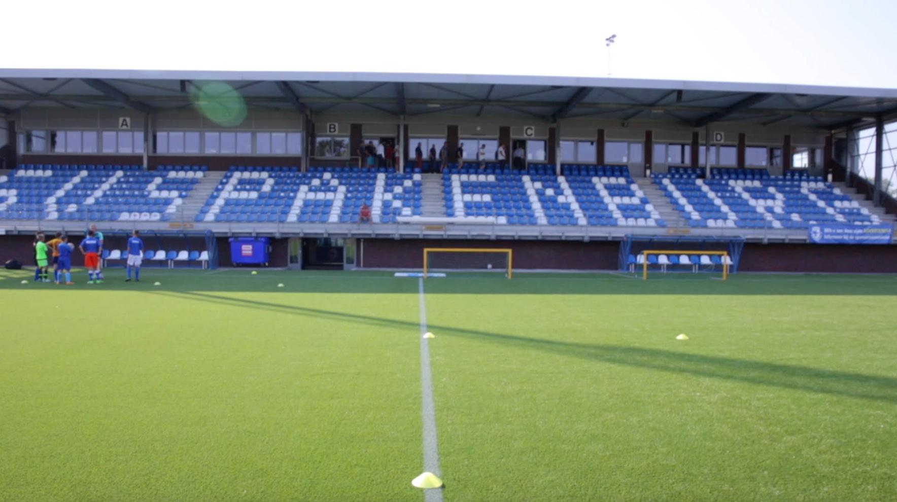 Nieuwe Sponsor Bij SV Spakenburg